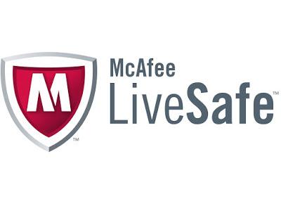 Logo of McAfee LiveSafe 2019 License Key Product + Activation [ Crack ]