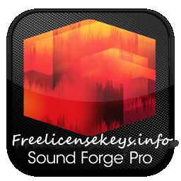 Sound Forge Pro 15 Crack Keygen with Serial Number (Latest)