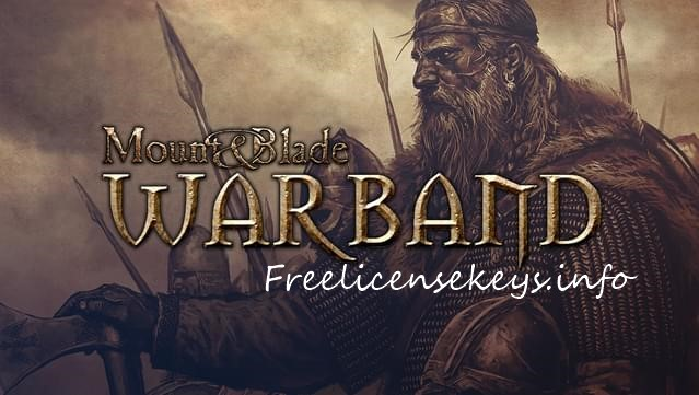 This is the logo of Mount And Blade Warband Serial Key [Keygen] Crack