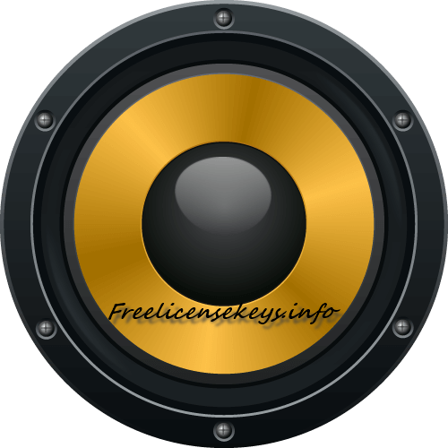 This is the logo of Letasoft Sound Booster Crack + Product Key