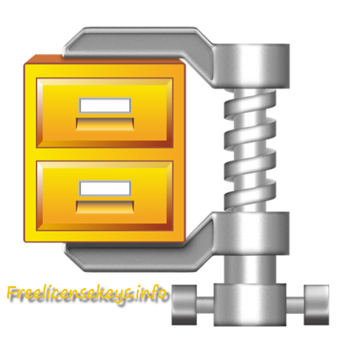 The logo of WinZip Crack + Keygen