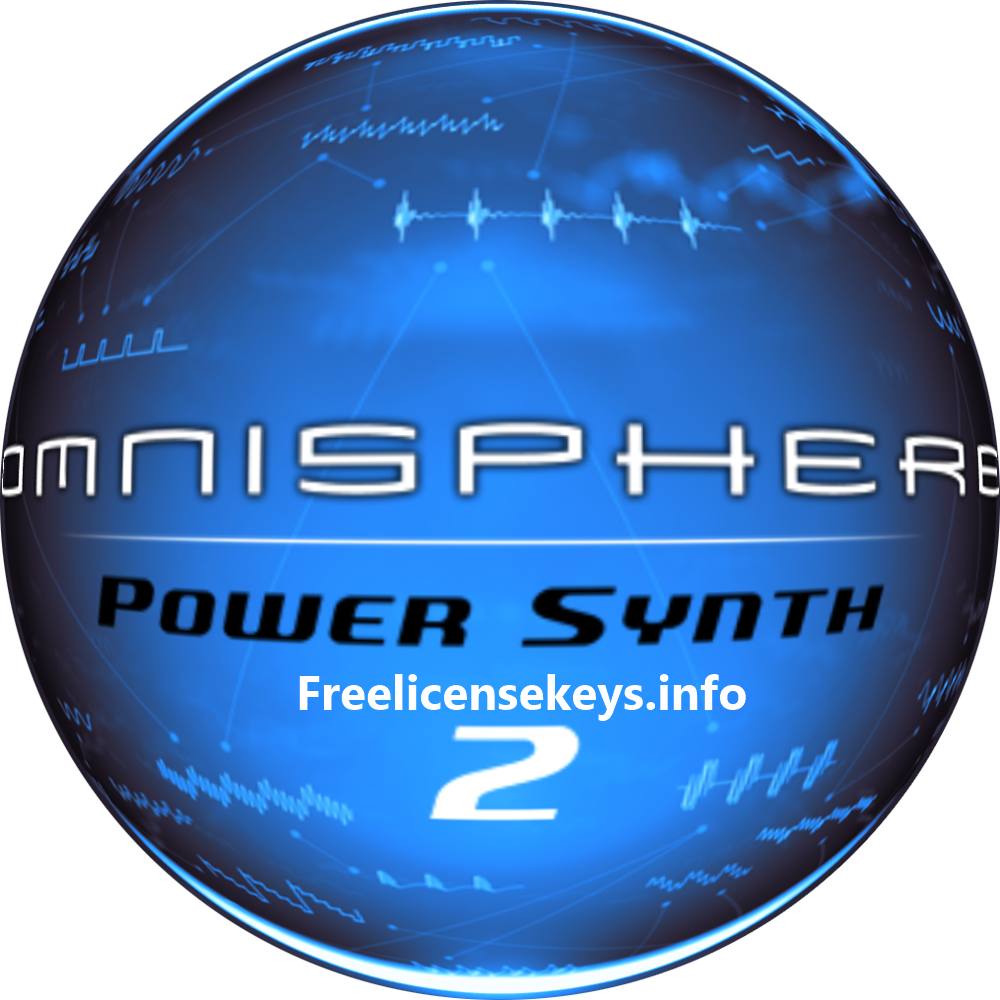 This is the logo of Omnisphere Crack & Keygen